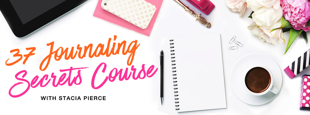 journaling course header